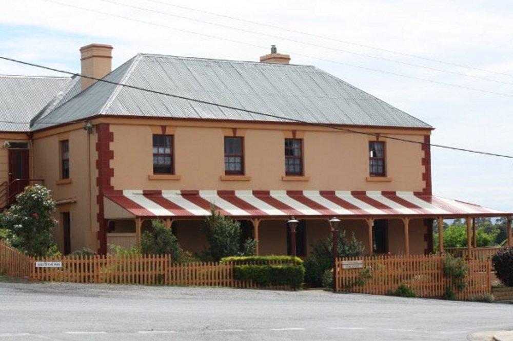 old B&B Tasmania