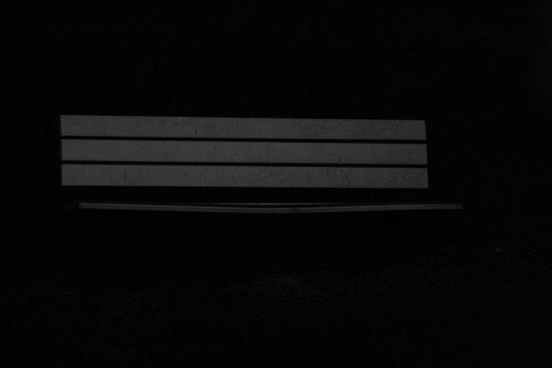 seat at night
