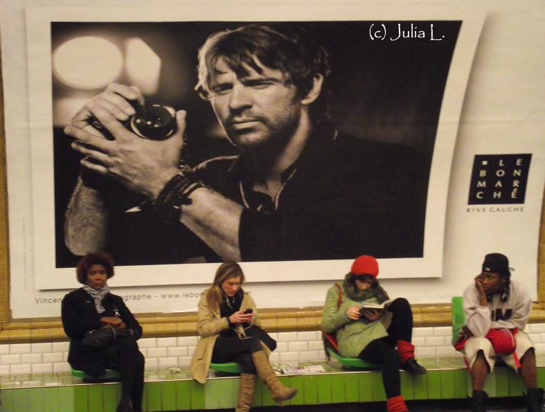 Paris metro 1