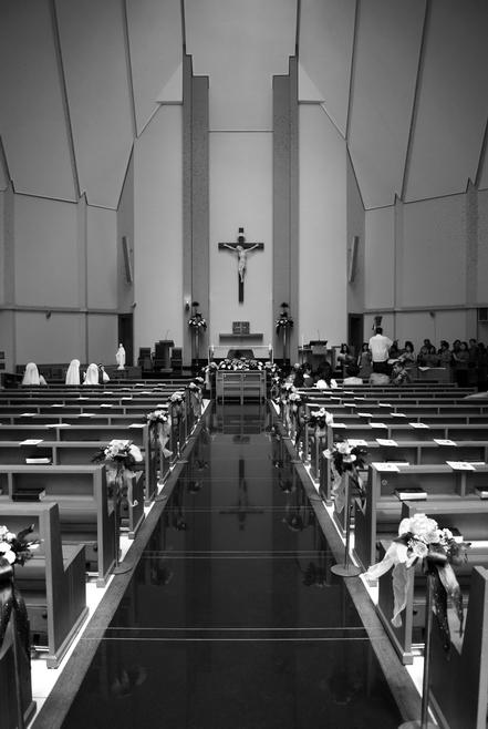 St Laurensius Church @ Bandung