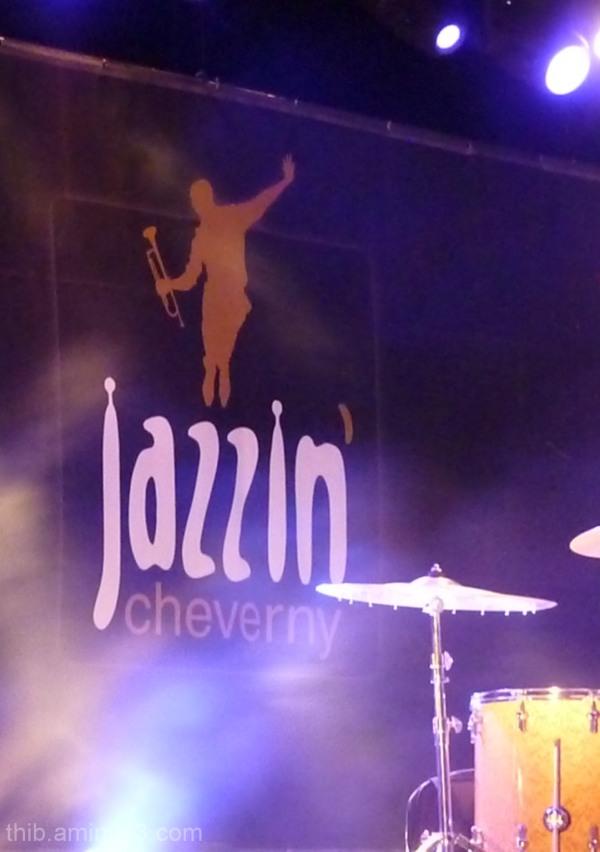 Jazzin'Cheverny logo