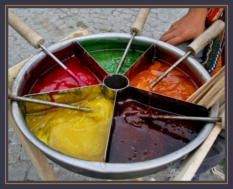 Ottoman Candy