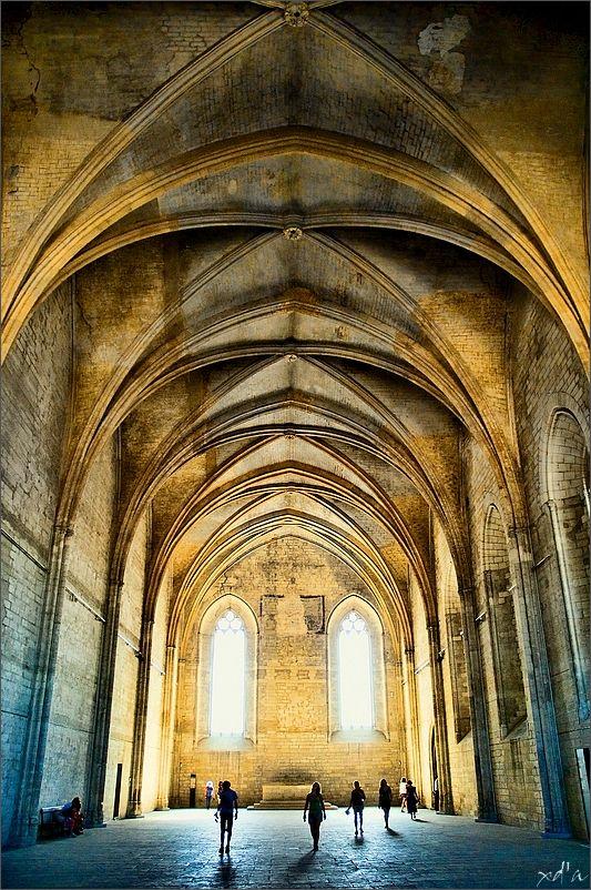 Palais Papes Avignon Chapelle Clémentine