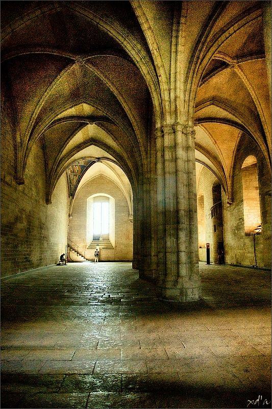 Palais des Papes à Avignon : La Grande Audience
