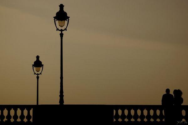 Les amoureux de Paris