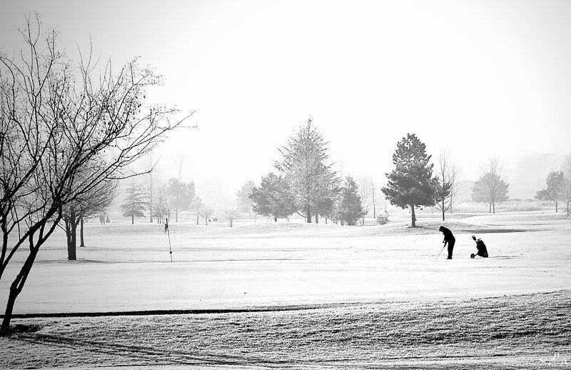 Pour certains... le golf est une passion