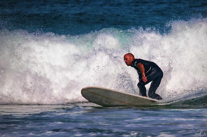 It's time to surf !