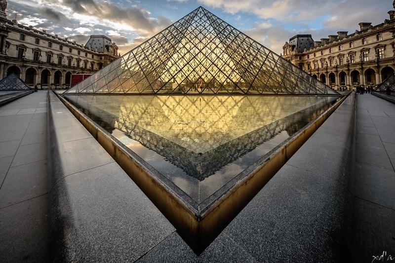 Le diamant du Louvre