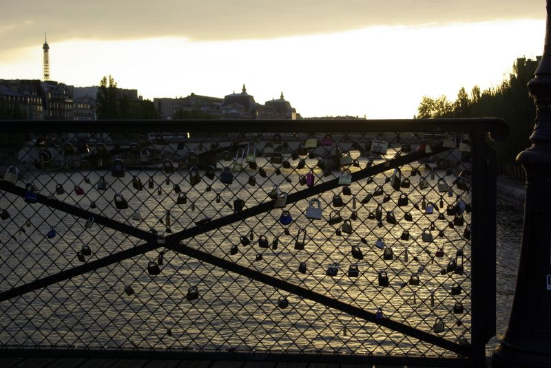 Le pont des Arts - Paris