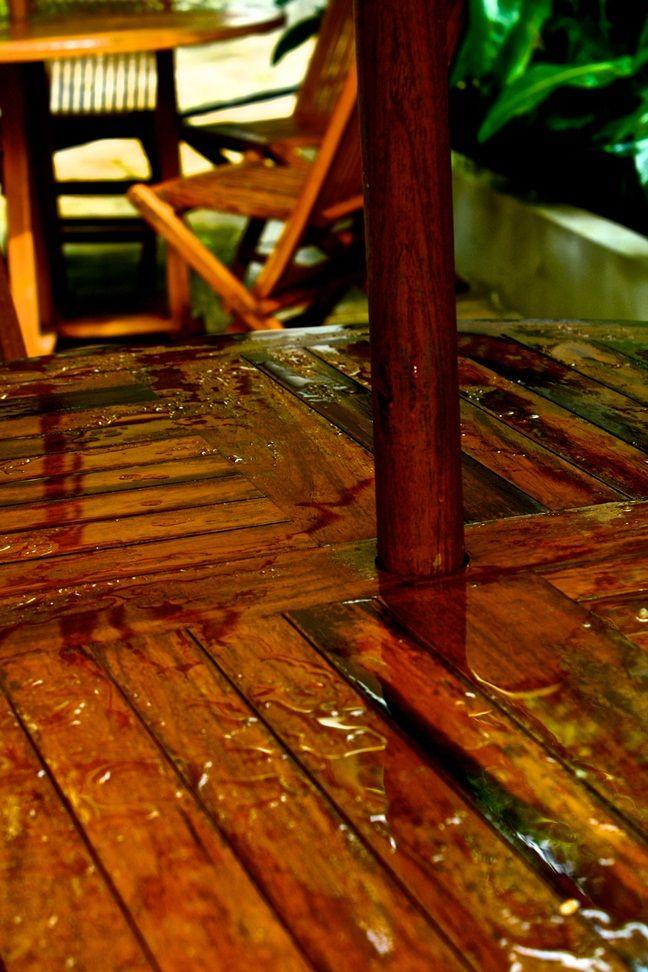 Flood on the Table