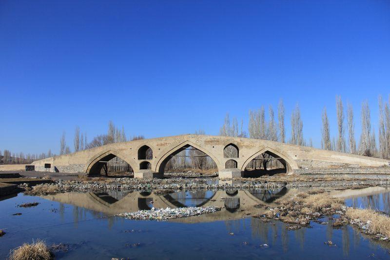 Ejdehatoo Bridge - Zanjan - Iran