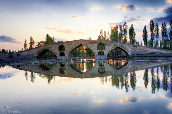 Bridge Zanjan