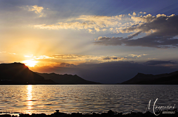 Taham Dam Zanjan سد تهم زنجان