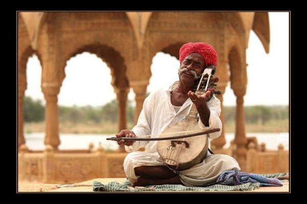 Inde,portrait