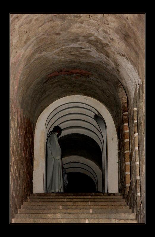 Harry Corroudge au Mont Saint Michel chapitre 4