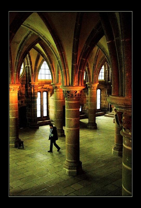 Harry Corroudge au Mont Saint Michel chapitre 6