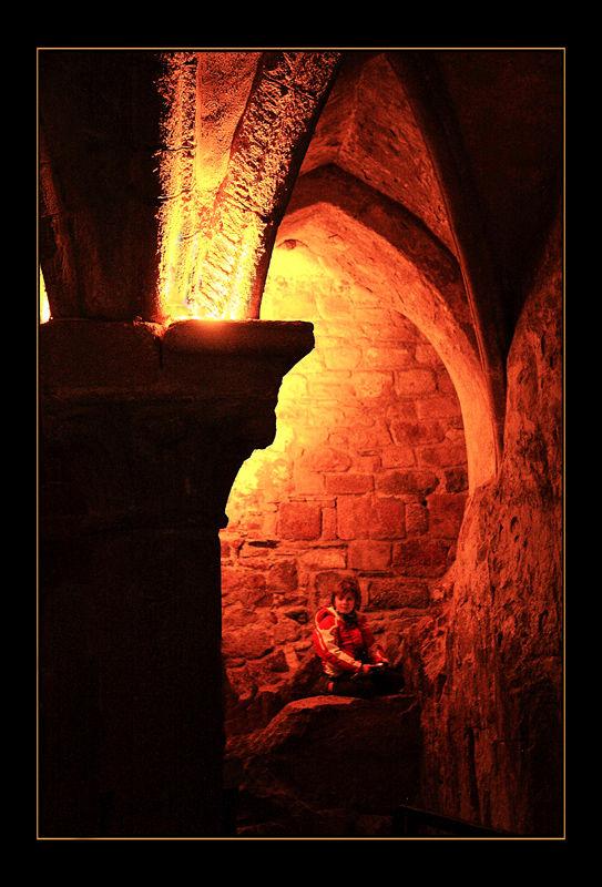 Harry Corroudge au mont Saint Michel chapitre 7