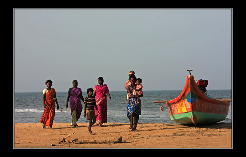 India boats south Mahaballipuram