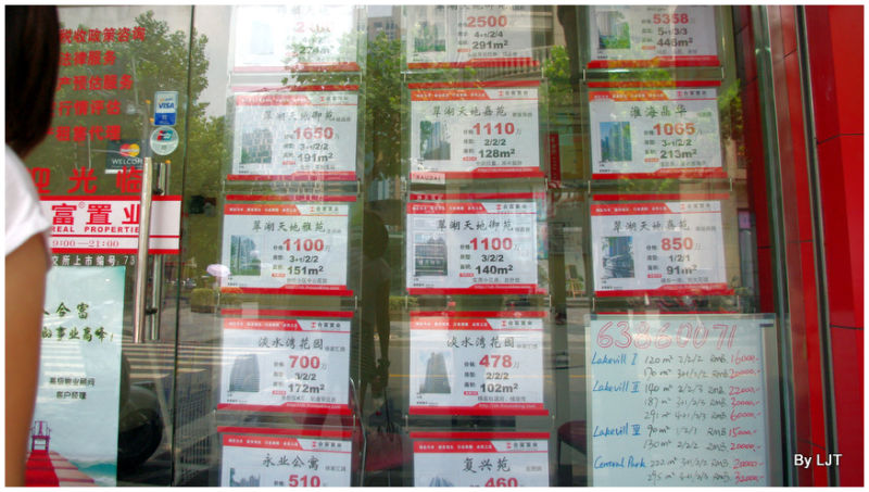 Real estate prices in shanghai