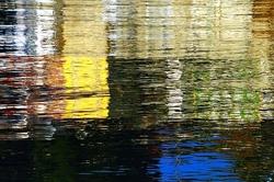Des reflets dans le Douro