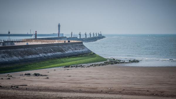 Jetée de Dunkerque