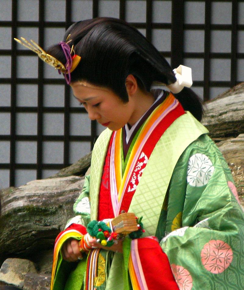 Japanese bride from Nara