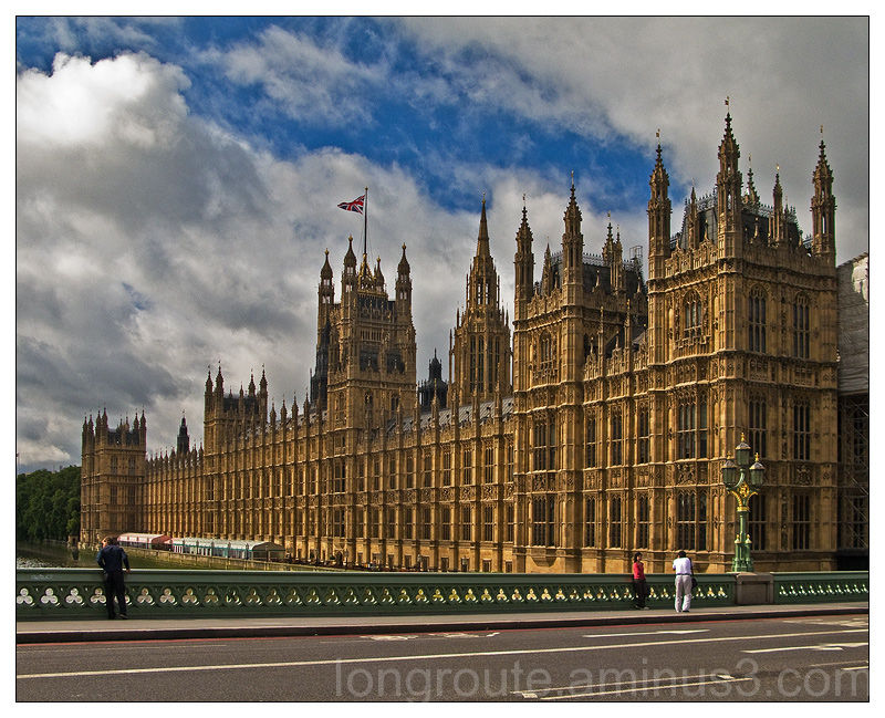 House of Parlament, London