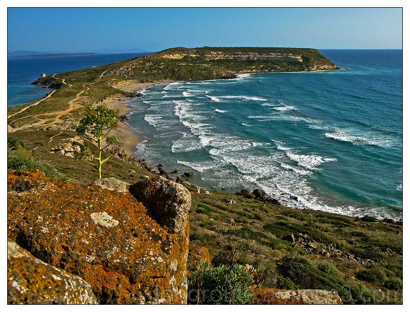 Sinis Peninsula, Sardinia