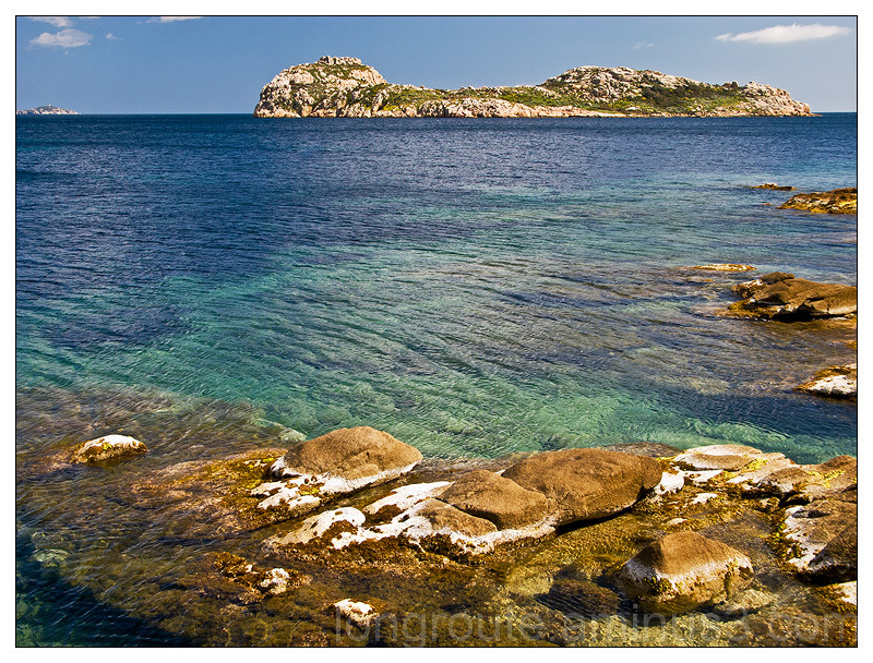 Isola Rossa, Teulada, Sardinia, Italy