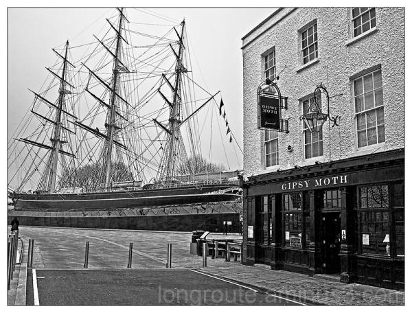 Cutty Sark, Greenwich, London