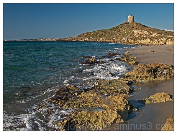 Torre di San Giovanni, Sinis, Sardegna