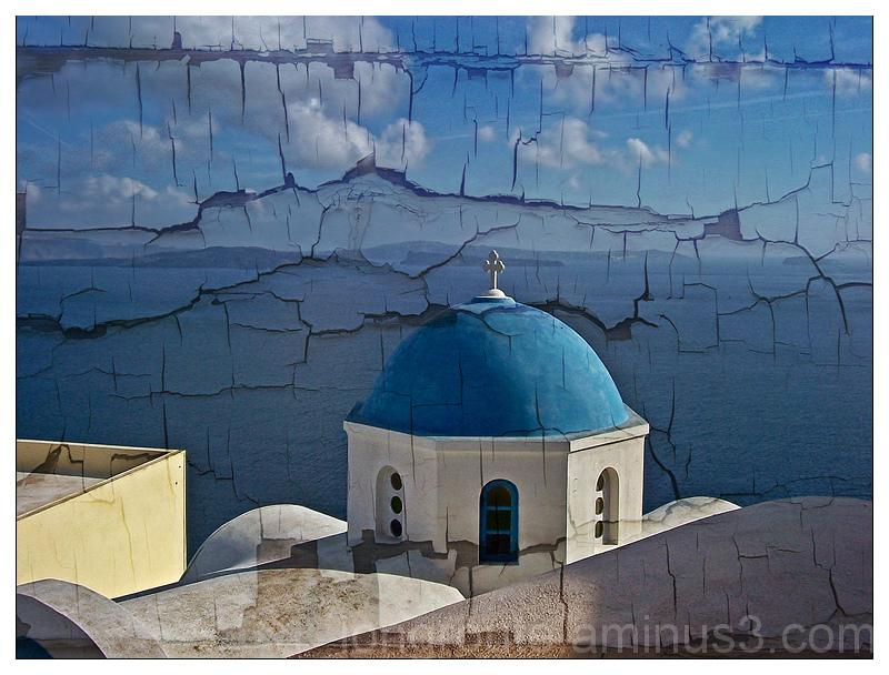 Oja, Santorini, Greece