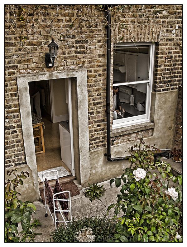 London, street view