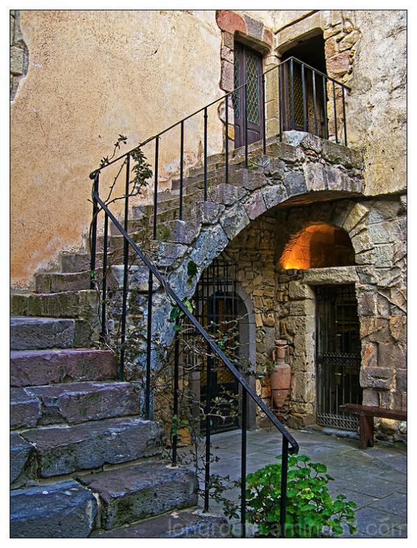Castle of Sanluri, Sardinia