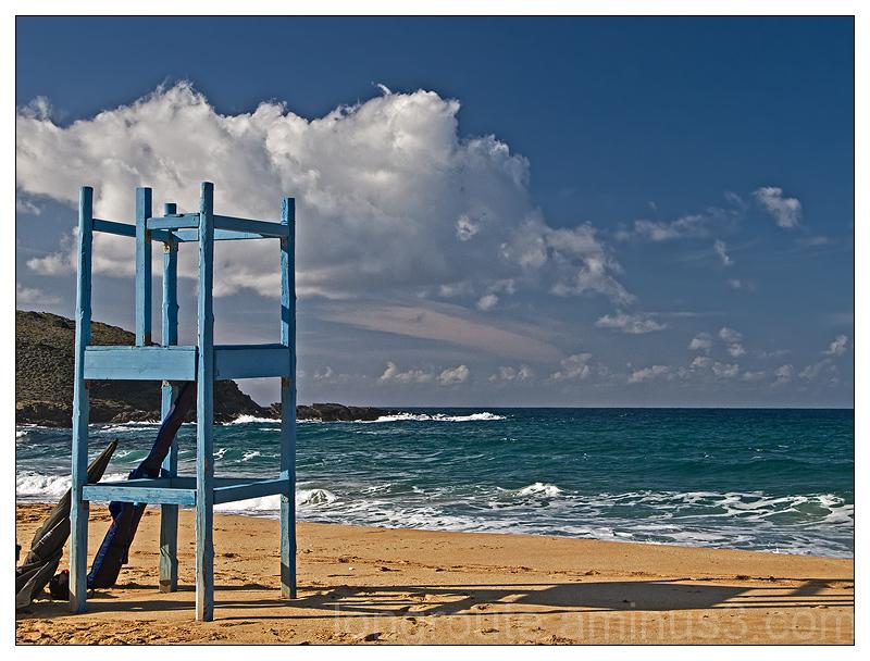 Beach of Pistis, Sardinia