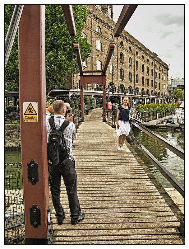 St Katarine Docks London