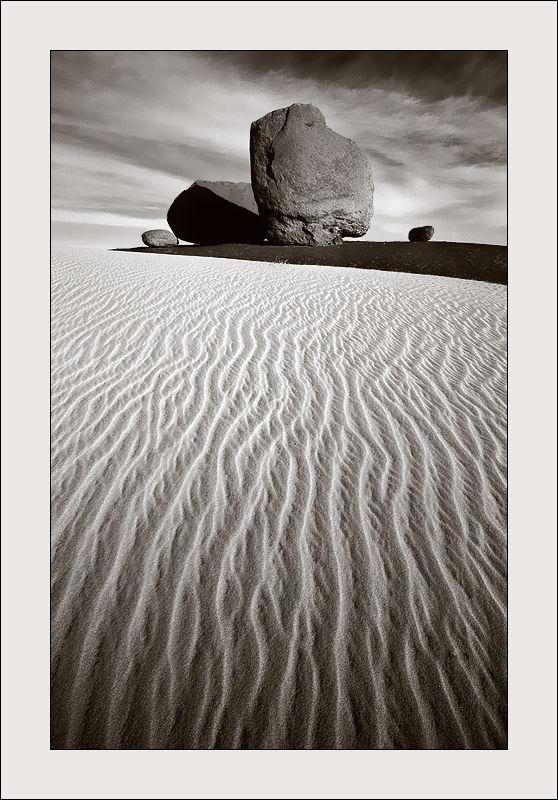 Désert du Sahara - Algérie