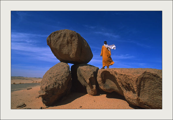 Wind of the desert, Algeria