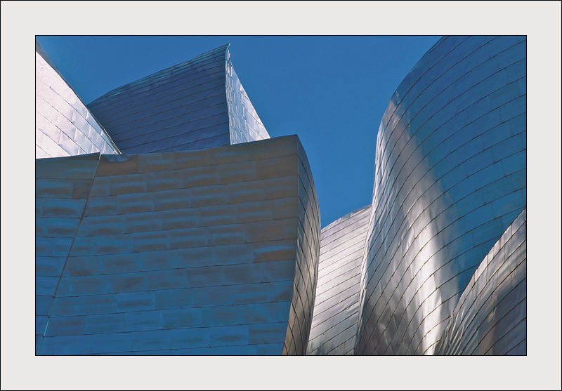Guggenheim Museum of Bilbao, Spain