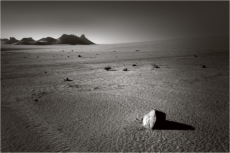 Desert of Algeria