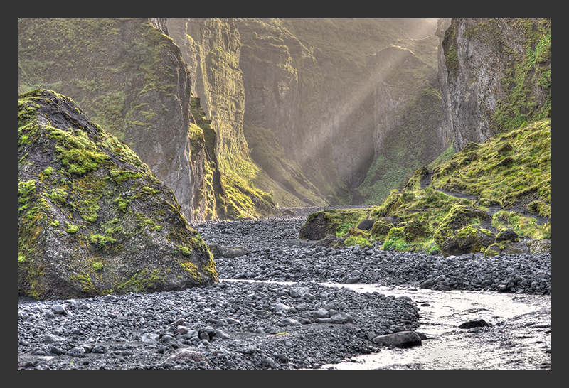 Landscape from Iceland