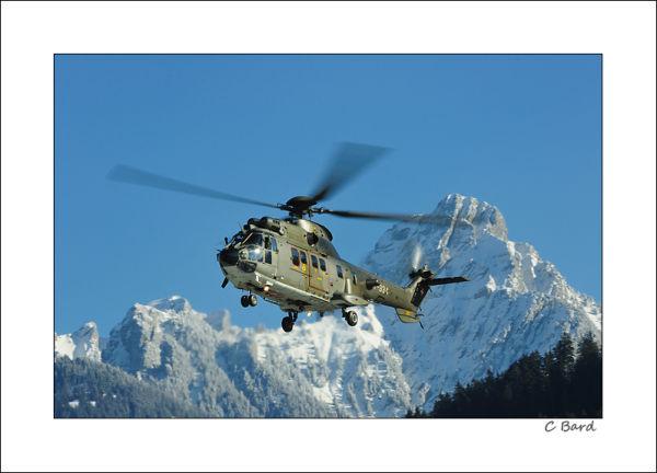 Swiss Army Demo