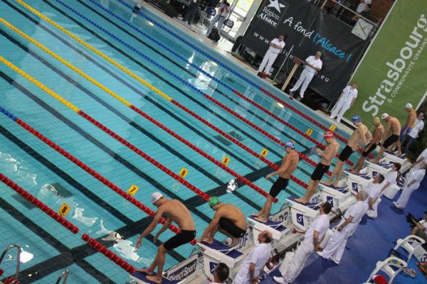 championnat de france de natation 2011