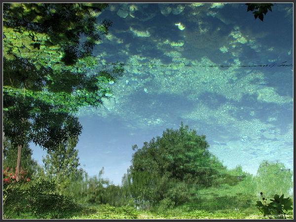 Dreamlike landscape, Pégairolles de Buèges