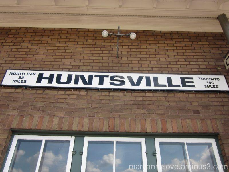 Huntsville Train Station