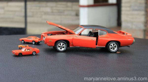 Classic Mini Me Cars