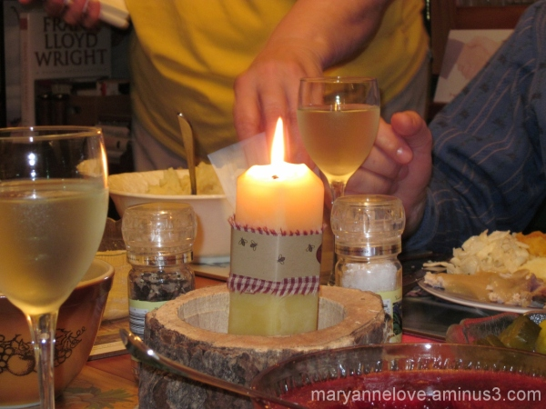 Dinner Candle