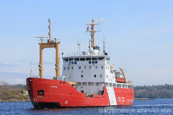 Canadian Coast Guard Ship, Griffon