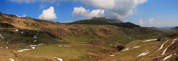 La montagne Ardéchoise / Ardechoise Mountain