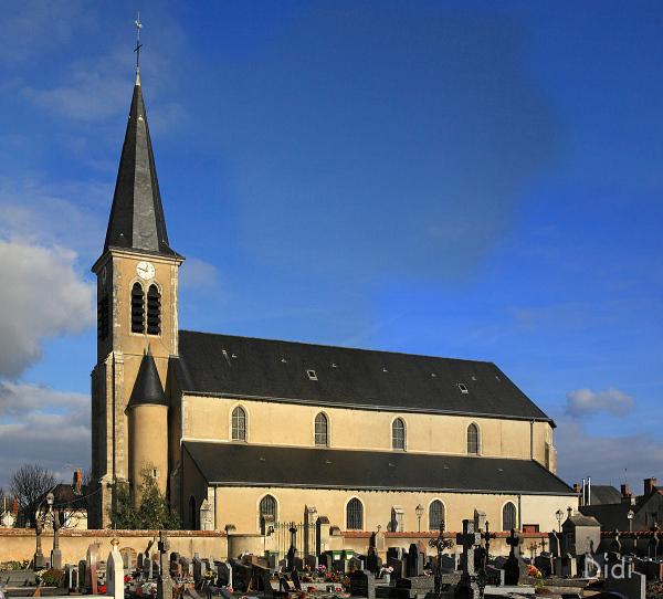 Saint Denis en Val I